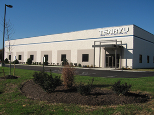 Tenryu America Inc Ships Orders Via Ups Click Here For The Ups Time In Transit Service Map Reference